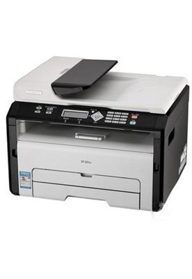 理光22张黑白打印机