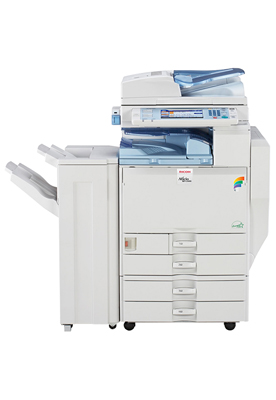 理光MPC3501彩机