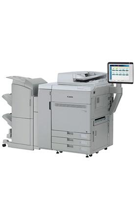 佳能C650彩色数码印刷机