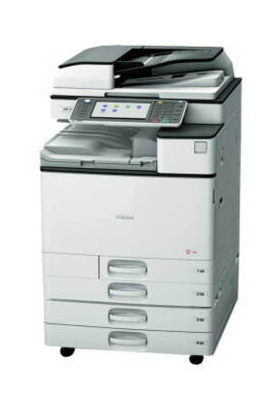 理光25张彩色复印机