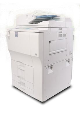 理光70张黑白复印机