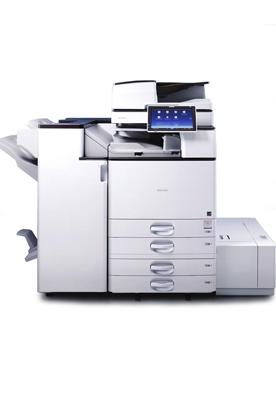 理光50张黑白复印机